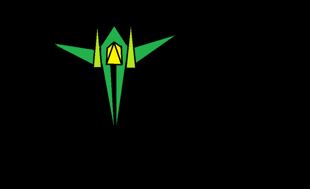 File:Arwing II tristar knights.png