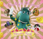 Dorothy memorybook album cd