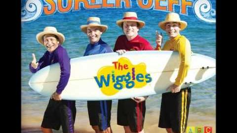 09 I Love Oranges - Surfer Jeff - The Wiggles