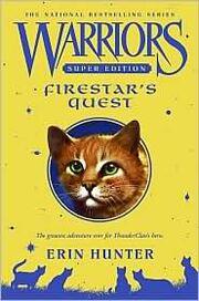 Firestar's quest cover