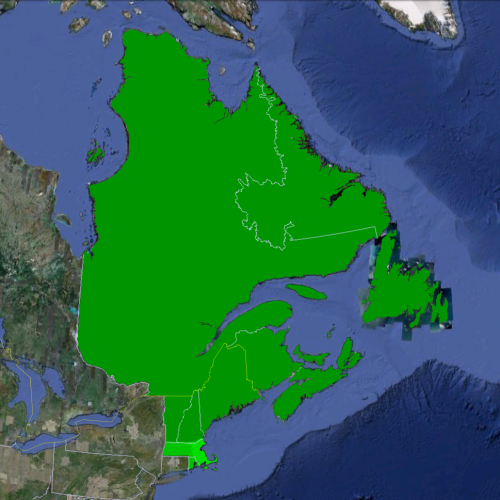 Map Of New England And Quebec.New England Region Ultimate Wikia Fandom Powered By Wikia