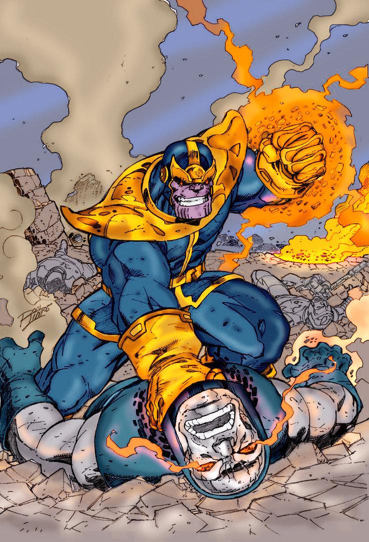 Thanos Vs Darkseid   Ultra battle Wiki   FANDOM powered by Wikia
