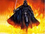 Darth Vader vs Itachi