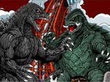 Kiryu vs Gamera