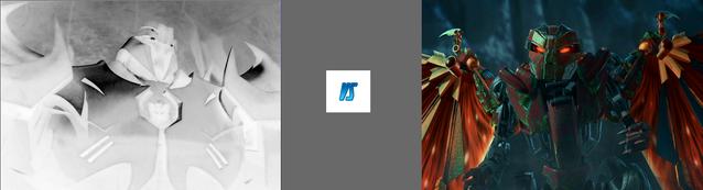 Teridax vs Megatron