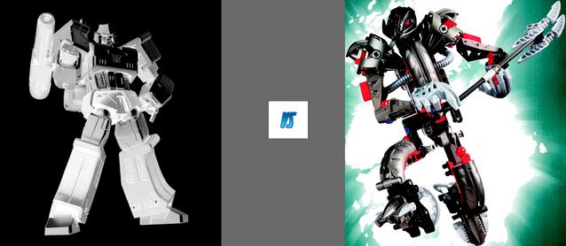 Teridax vs Megatronn
