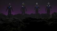 Empat Robot Ultra Brothers