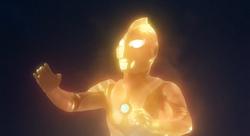 Glitter Ultraman