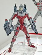 ULTRA-ACT × S.H.Figuarts ULTRAMAN SUIT ver 7.2 Full Armament Display