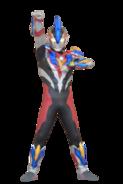 Ultraman ginga victory render 2 by zer0stylinx-dazycr0