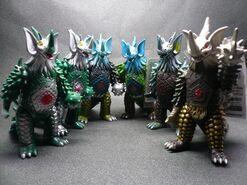 Tyrant toys