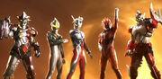 Ultimate Force Zero in Ultraman Retsuden Episode 79