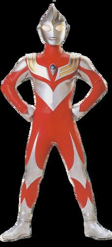 Ultraman Tiga Karakter Ultraman Wiki Fandom Powered By Wikia