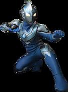 Ultraman fuma render by zer0stylinx ddbv0nk-fullview