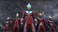 Ultraman-Ginga-Taro-Seven-Tiga