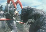 Gais vs Tyrannosaurus Jackie