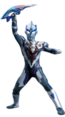 Ultraman Exceed X Pose
