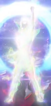 Ultraman Orb Siluet