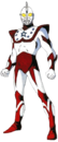 Ultraman Chuck rendered