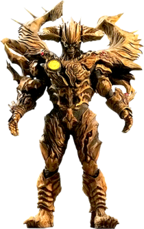 Ultraman Ginga S Etelgar Render
