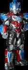 Ultraman orb lightning attacker render 3 by zer0stylinx-dbwlezo