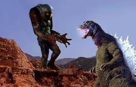 Godzilla vs Uhujin