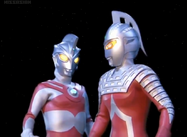 Ace & Seven in Mebius