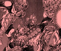 Mechanoid Ultramen