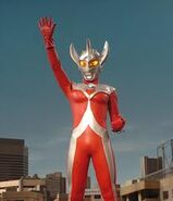 Ultraman-Taro 26