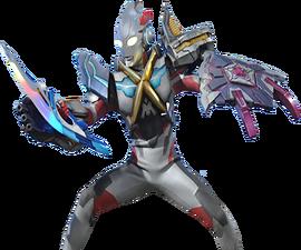 Ultraman X Hybrid Armor