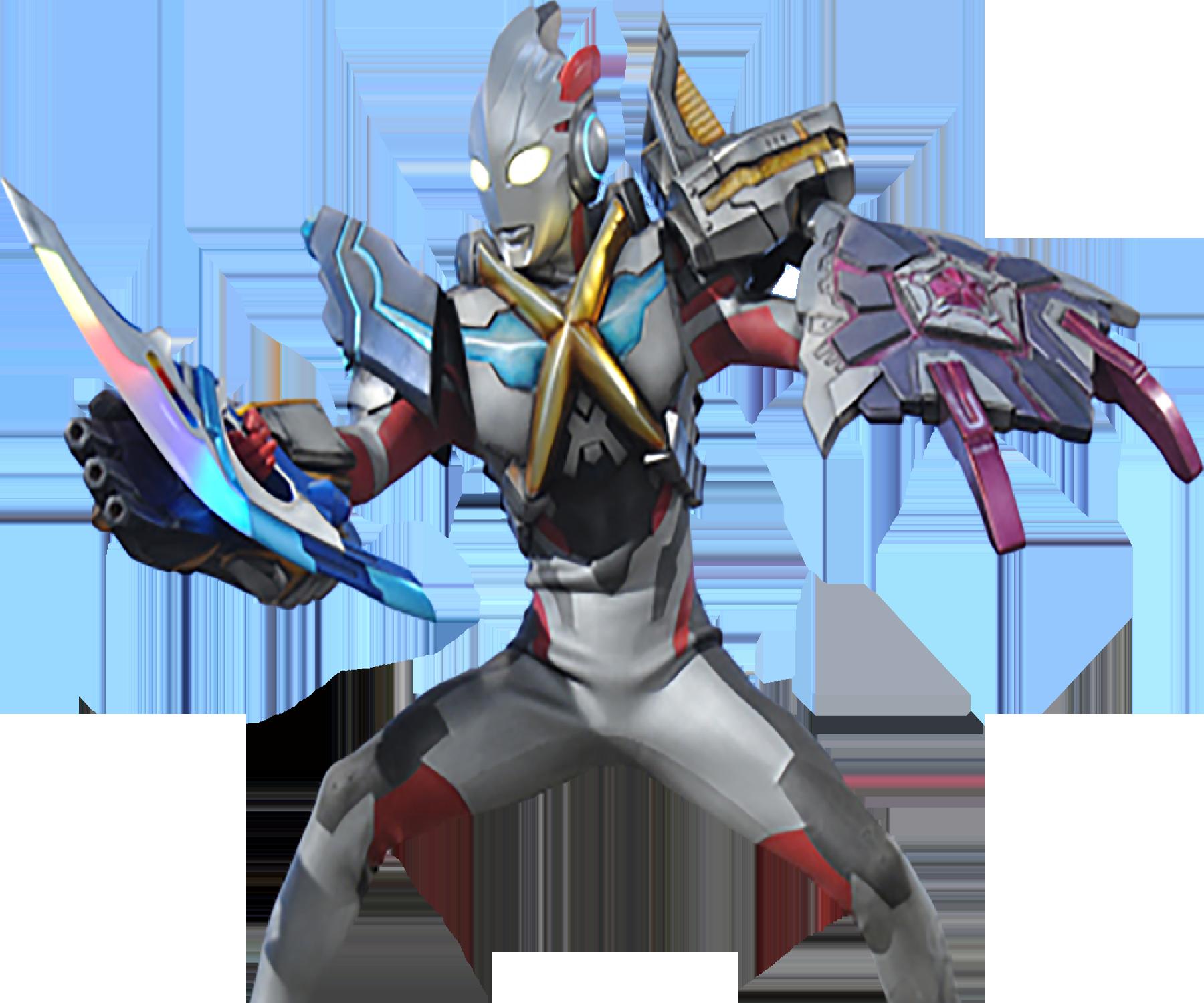 Image - Ultraman X Hybrid Armor.png