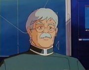 Walter Freeman in uniform