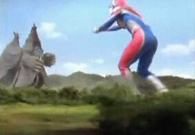 Zombayu vs. Ultraman Dyna1