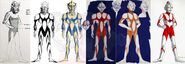 Ultraman Concept Art