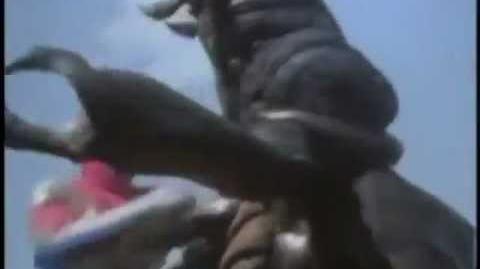 Detective Sildron! Ultraman Dyna vs Sildron