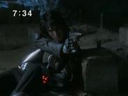 Kesam holding blaster