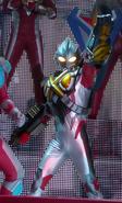 Ultraman X Zetton Armor