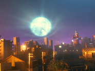 Alien Metron Energy Ball