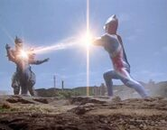 Ultraman Cosmos-Vadata Screenshot 011