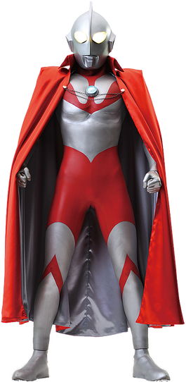 Ultraman brothers' mantle