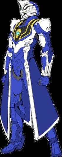 UltramanSuitAgul