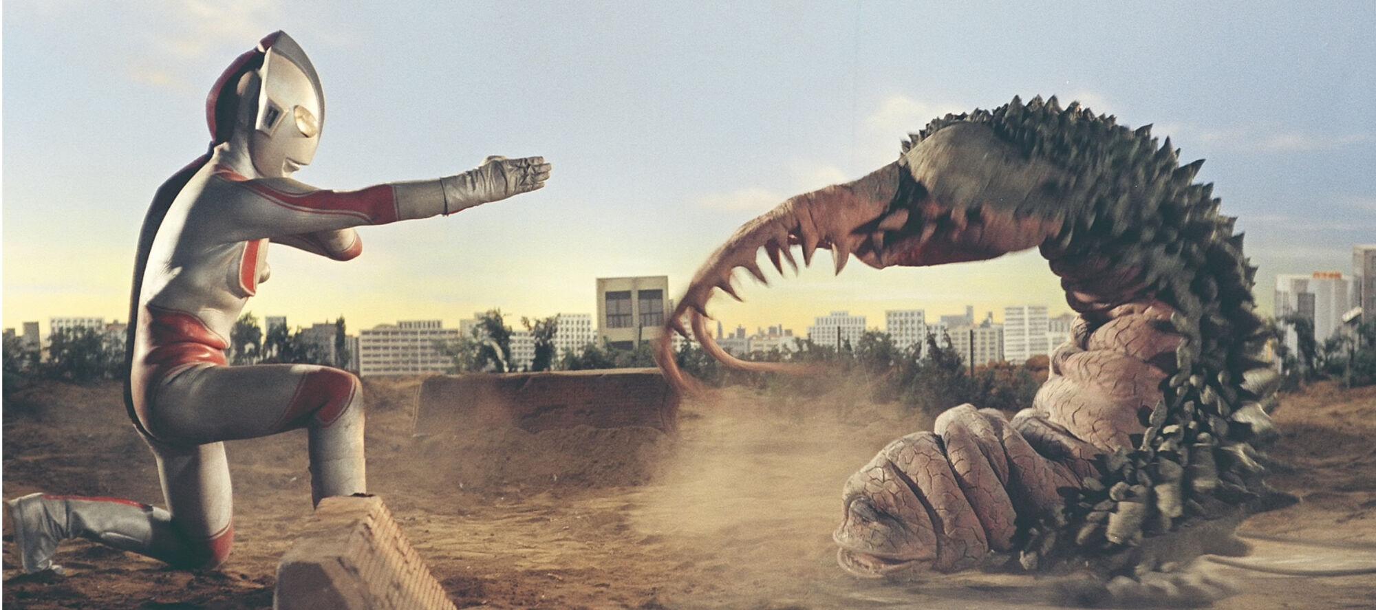Battle! Monsters Vs. Mat | Ultraman Wiki | FANDOM powered ...