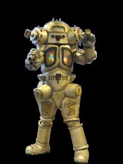 Ultraman Ginga S King Joe Custom Render