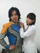 Takeshi & Misato
