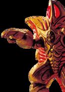 Steel Warlord Iaron Render
