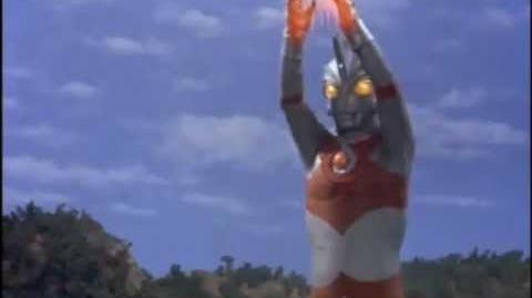 Ultraman Ace vs Daidarahoshi