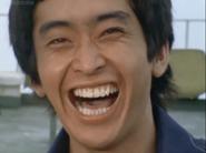 Gen smiles after ''tease'' Momoko