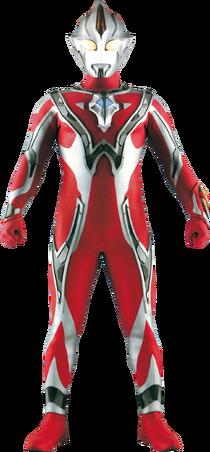 Ultraman Mebius Charecter Infinity