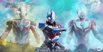 Lightning Attacker in Ultraman Zero The Chronicle