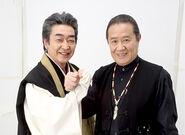 Ryu and Kohji